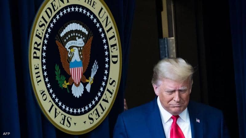 Sairoun: The arrest warrant for Trump will be executed if he enters Iraq Upload_1610055656_1331223990