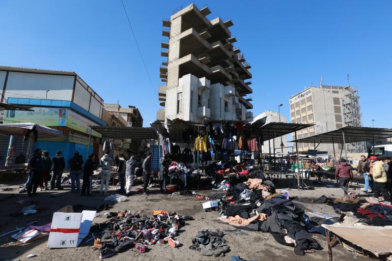 الأمن النيابية تعلن اعتقال المتورطين في جريمة ساحة الطيران